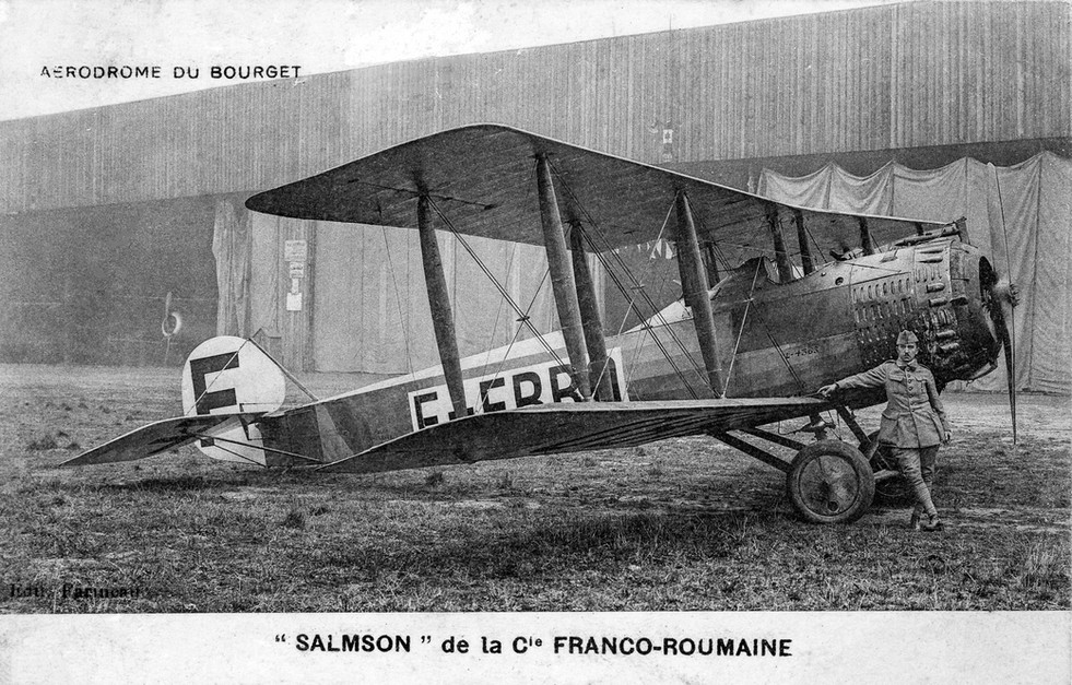 SALMSON type SAL 2A2