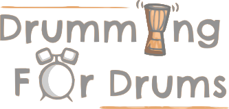 Drumming for Drums, logo, charitable drumming tuition business, East Kent, Drums, Drumming