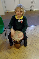 Djembe, drumming, Willesborough Infant school, African drumming, education, music, east kent