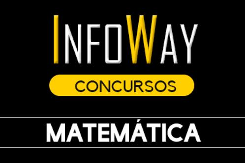 Lista de Exercícios - Matemática - APMBB - FGV