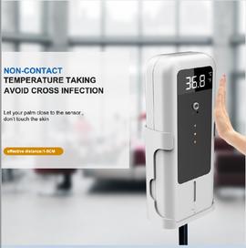non contact temp measurement