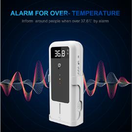 alarm for high temp