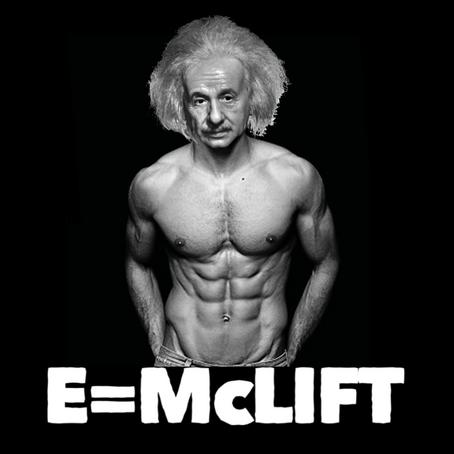 Albert Einstein on Getting Stronger