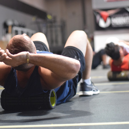Three Tips to Improve Recovery