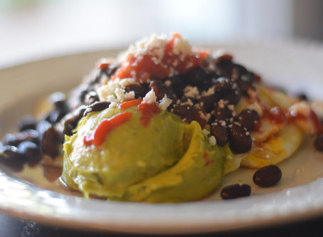 Cooking For Time with Coach Mike: Black Bean Breakfast Bowl