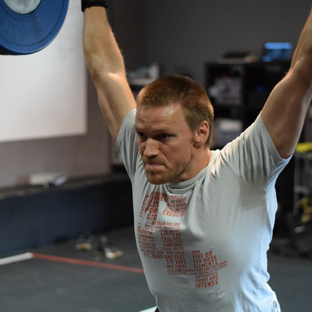 Practice, Patience, Consistency: A way to help progress in the sport of CrossFit and life