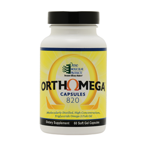 OrthoMega Fish Oil