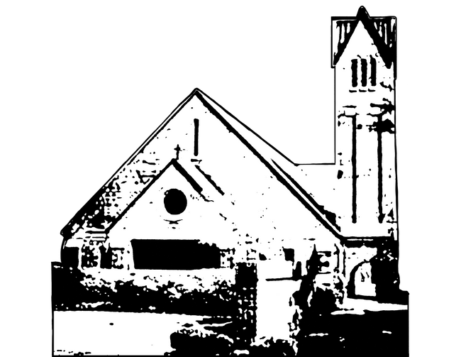 The church I went to as a kid