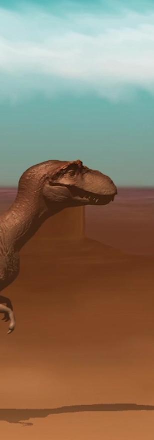 Dino Prance
