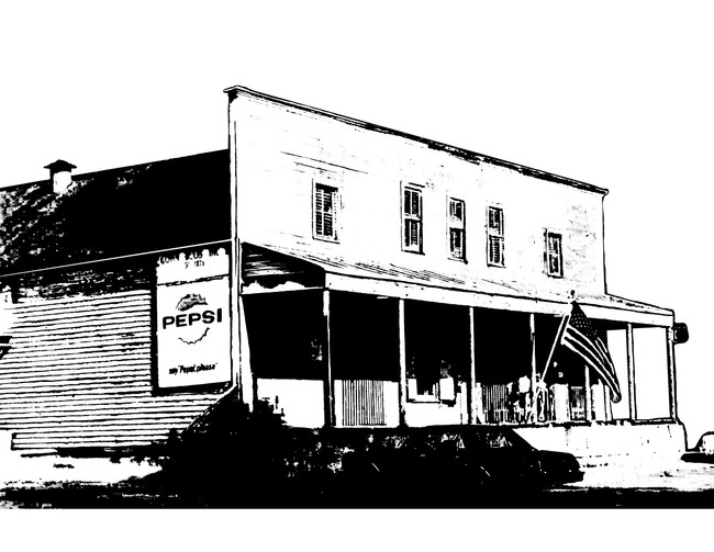 My grandfather's store, until 1998