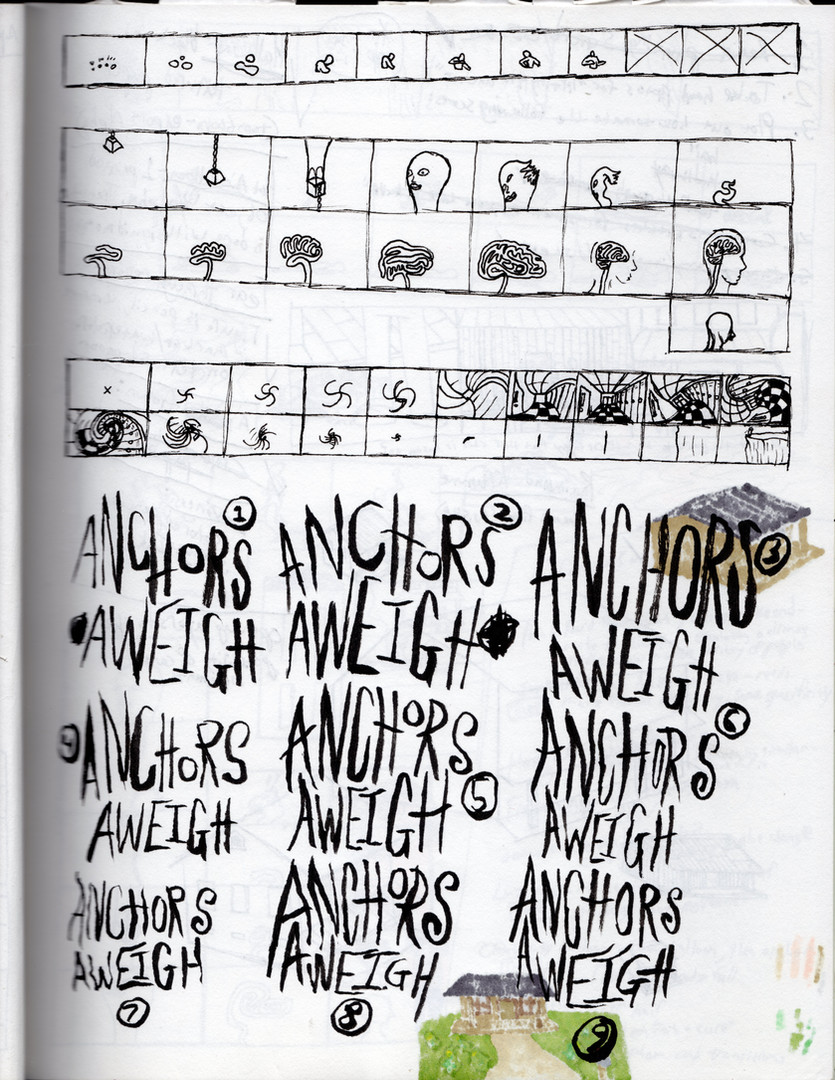 Sketches page 4
