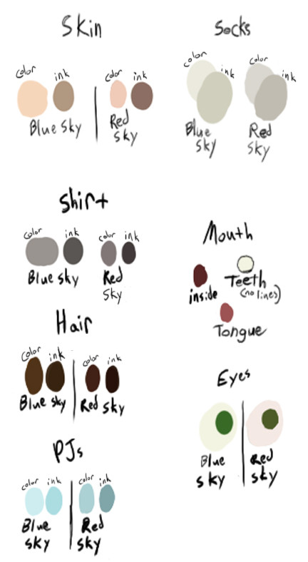 Daryl's Palette for 2D