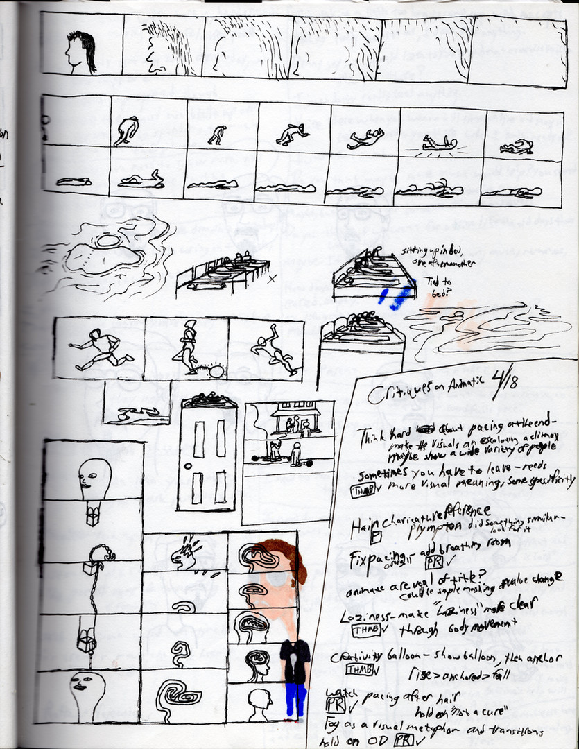 Sketches page 6