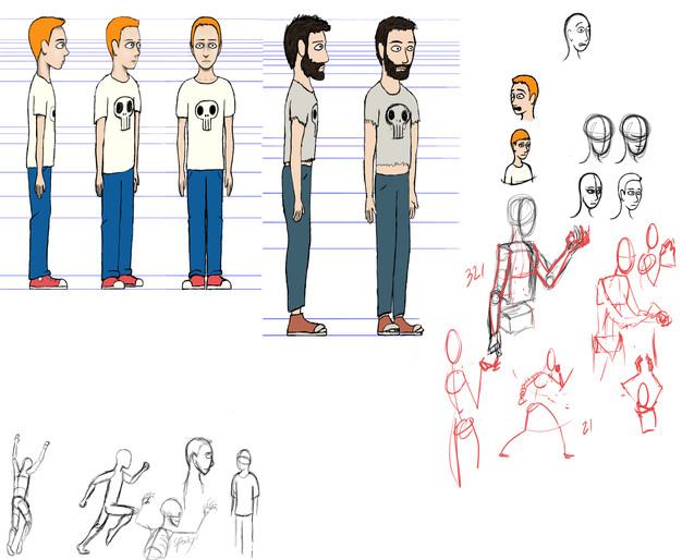 Main Character Sheet