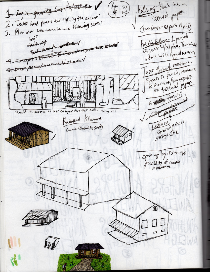 Sketches page 5