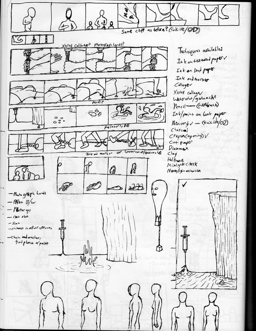 Sketches page 3