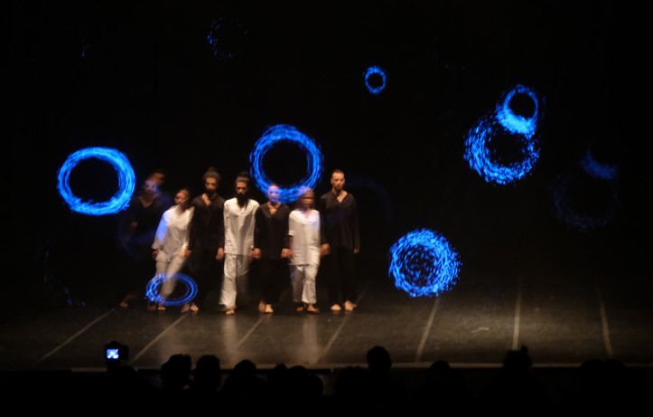 """Time out of Time"" performed in IDEA festival"