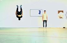 """""""Wujoud wa Hodoud"""" in Gallery"""