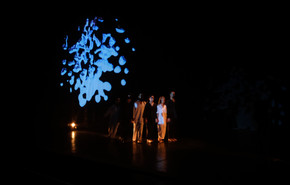 """""""Time out of Time"""" performed in IDEA festival"""