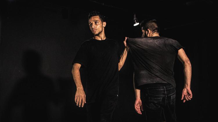 Ya Beirut dance lab shooting