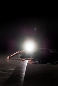 Fibonacci Embodied shooting in dance lab of Studio 8