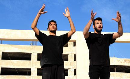 Ya Beirut rooftop shooting