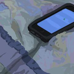 iPhone night