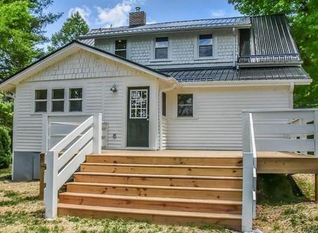 Exterior Home Restoration