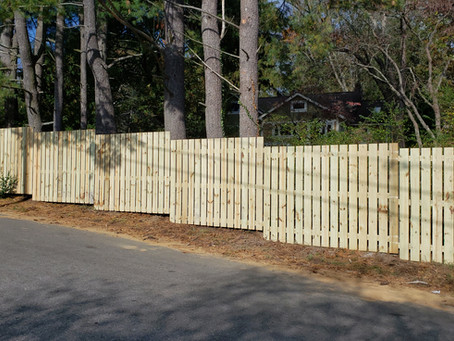 Privacy Fence West Asheville