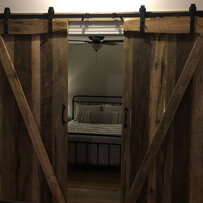 Barn Doors Marshall