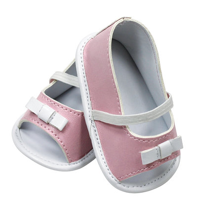 Roze sandaaltjes