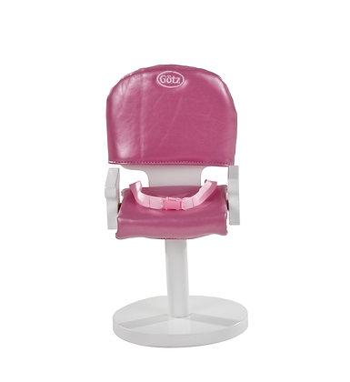 Haarkapper stoel