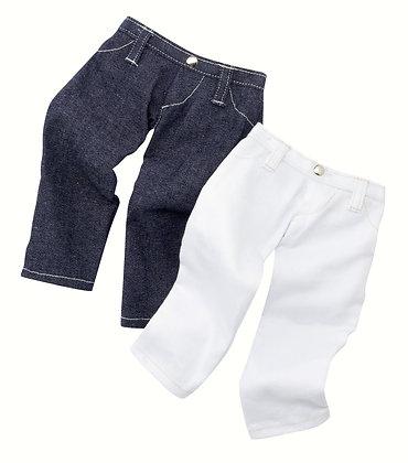 Jeansbroeken set