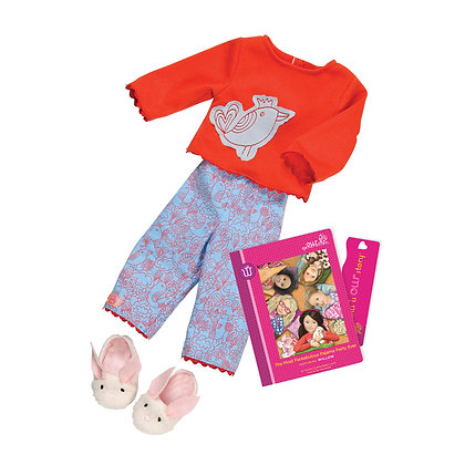 Willow read and play set