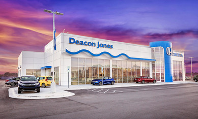 ford commercial photography dealership N