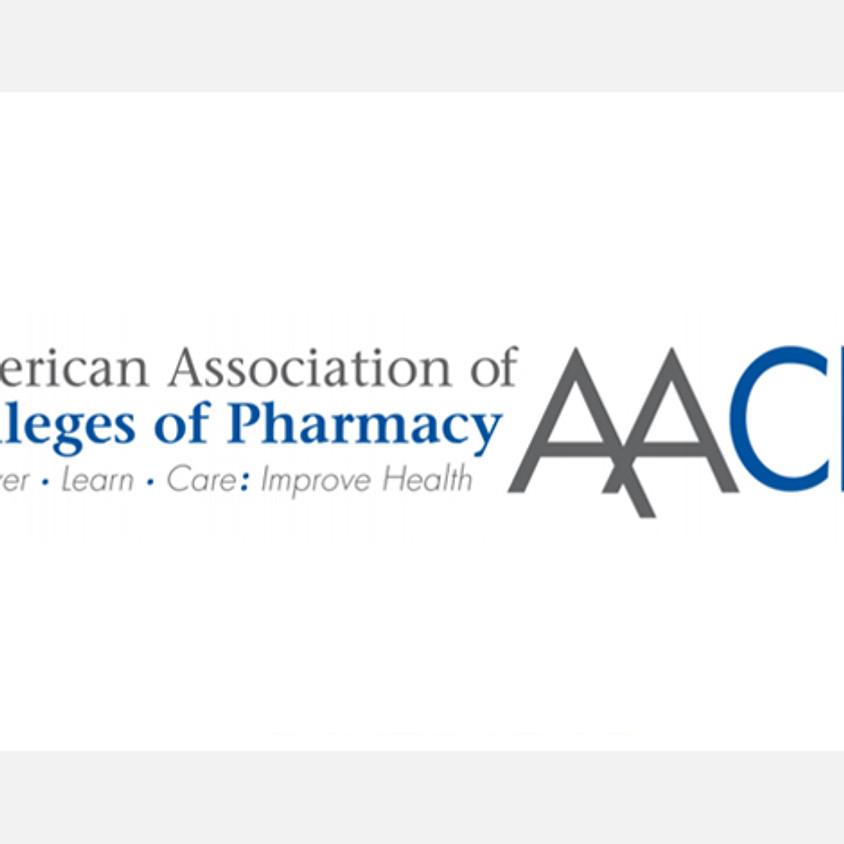 AACP Presents: Pharmacy School Virtual Fair