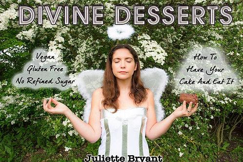 Divine Dessert - signed copy