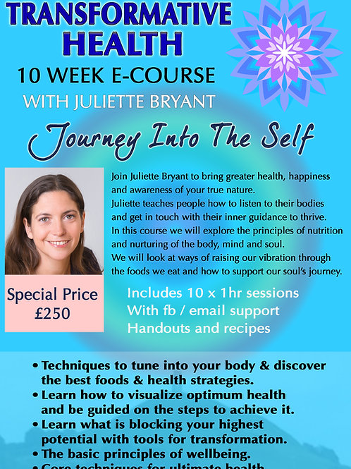 Journey Into The Self - 10 Week Online Program