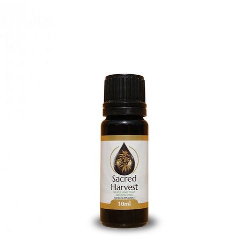 Sacred Harvest CBD oil