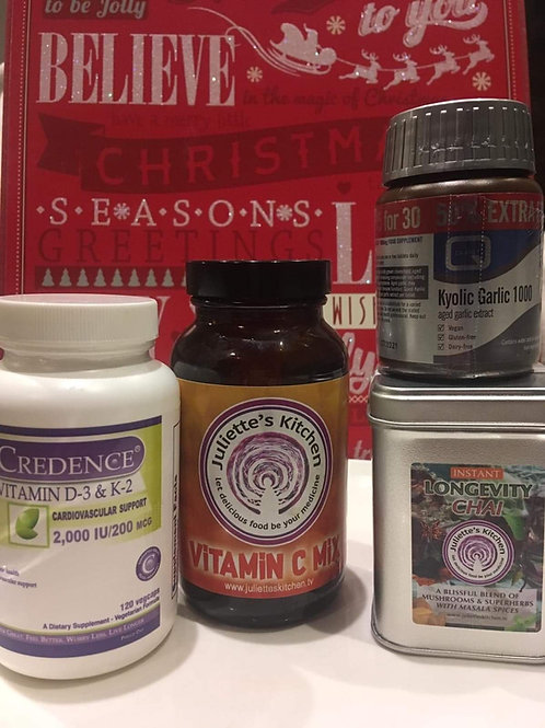 Stress and Immune Boosting Package