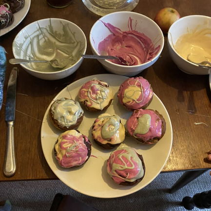 Vegan Icing (refined sugar free)