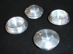 Bouchons aluminium