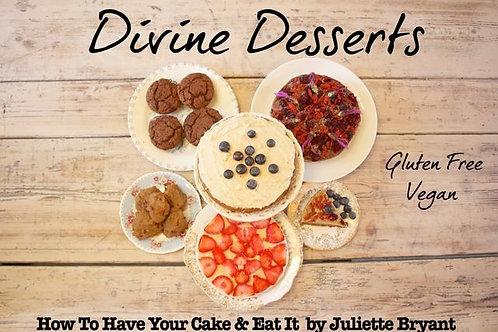 Divine Desserts -eBook