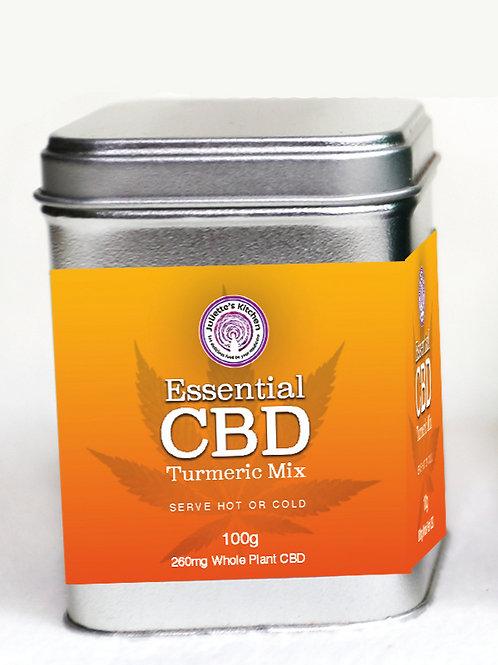 100g Essential Turmeric CBD Mix