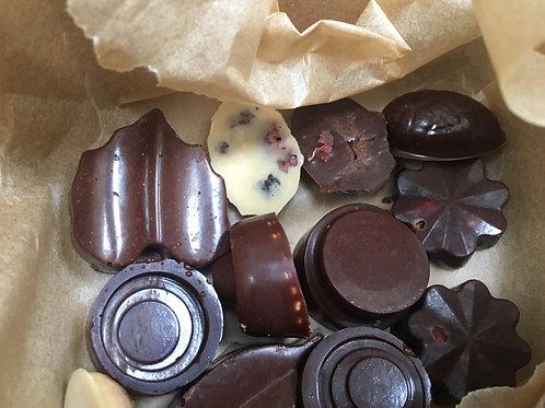 Raw Chocolate Box