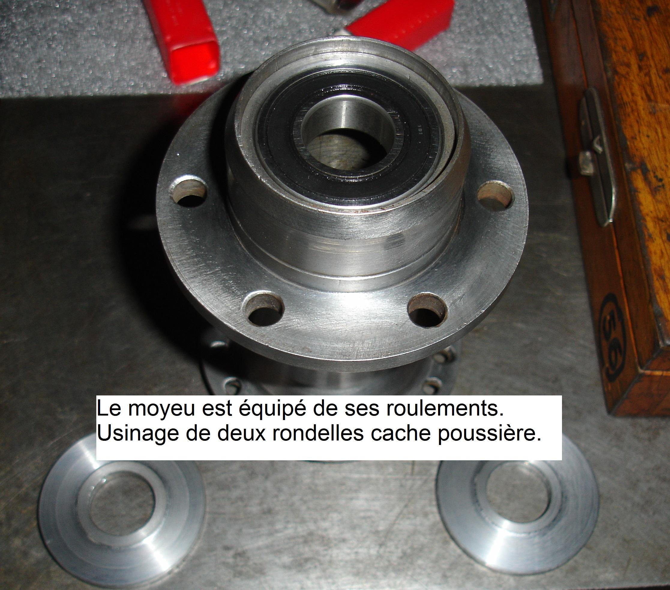 Moyeu de roue