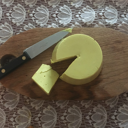 Pili Nut Cheese