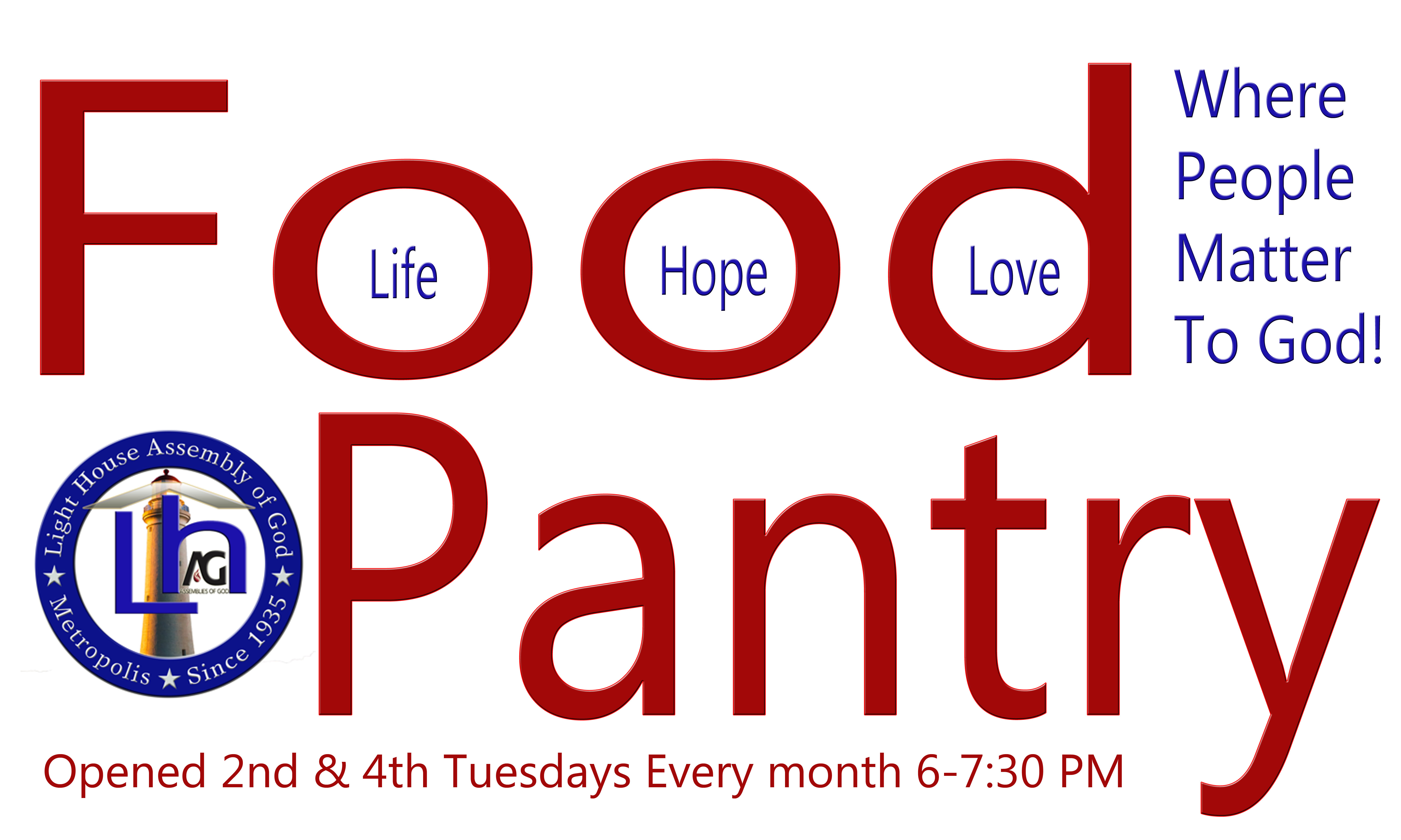 Food Pantry Sign 3 copy