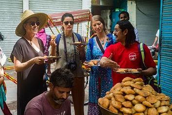 Intrepid Travel-India-Vegan-street-food-