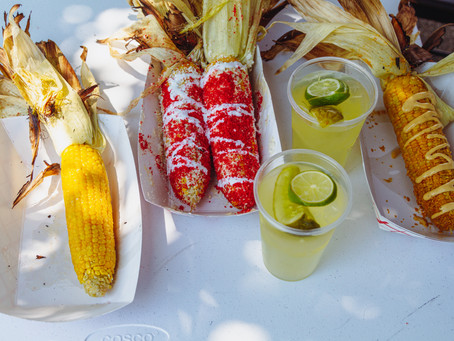 Introducing, SLOB ON MY COB, the brand new ELOTES truck from WET TACOS MN